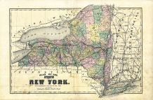 New York State - Plan Map, Otsego County 1868